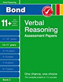 Bond Verbal Reasoning Assessment Papers 10-11+ years Book 2