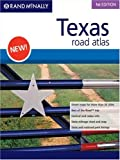 Rand McNally 1st  Edition Texas road atlas