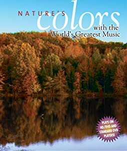 Nature's Colors (Combo HD DVD and Standard DVD)