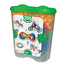ZOOB 0Z11250 ZOOB 250 Moving Mind-Building Modeling System, Assorted Colors, 250-Pieces