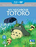 となりのトトロ(英語)Blue ray+DVD / My neighbour totoro (Enlgish) [Import]