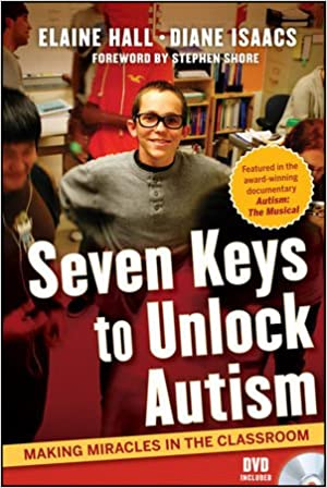 Book cover: seven keys to unlock autism: making miracles in the classroom
