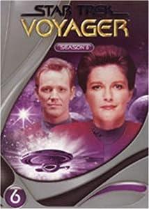 Star Trek: Voyager: L'integrale de la saison 6 (Nouveau packaging) [Import belge]