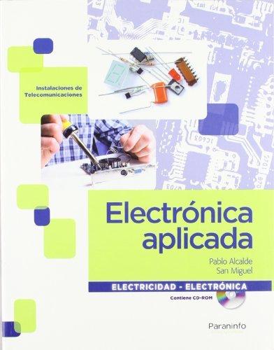 ELECTRONICA APLICADA descarga pdf epub mobi fb2