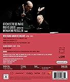 Image de Menahem Pressler - Paavo Järvi - Orchestre de Paris [Blu-ray]