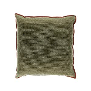 Ralph Lauren Decorative Couch Pillows : Amazon.com - Ralph Lauren Crawford Decorative Pillow Square Red/Brown - Throw Pillows