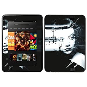 Diabloskinz Vinyl Adhesive Skin Decal Sticker for 8.9 inch Amazon Kindle Fire HD - Revenge