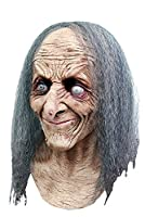 Hagatha Old Woman Halloween Mask from Ghoulish Masks