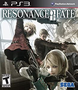 Resonance of Fate (Bilingual game-play) - PlayStation 3 Standard Edition