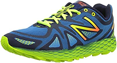 New Balance Mt980 - Zapatillas de running para hombre, color By Blue/Yellow, talla 42.5