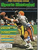 Mel Blount Dave Logan Signed Steelers/Browns 9/8/80 Sports Illustrated Magazine