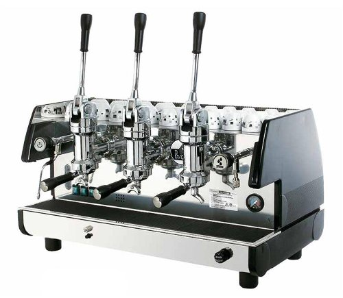3 Groups & 2 Steam Wands Commercial Lever Espresso