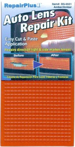 Auto Lens Tail Light Repair Kit (Amber)