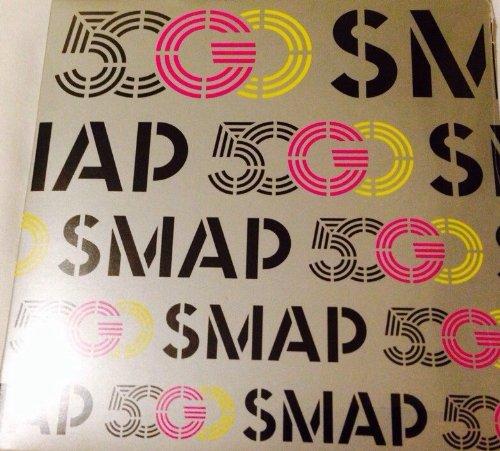 SMAP SHOP限定CD「50(GO) GO SMAP」