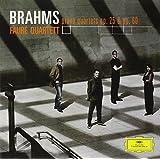 PIANO QUARTETS NOS 1&3 OP.by Faure Quartett