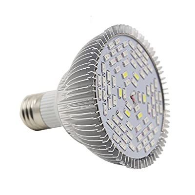 Superdream Full Spectrum 25W LED Grow Light Lamp for Hydroponic Greenhouse Garden Indoor Plant Growing