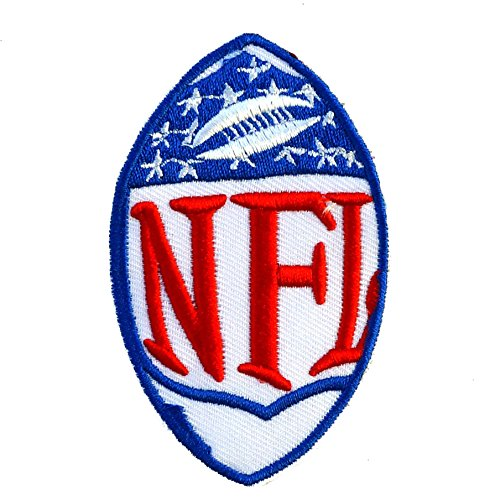 Nfl embroidered iron on patch logo national football