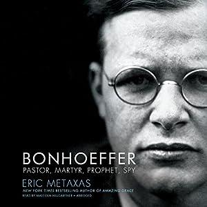 Bonhoeffer Audiobook