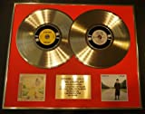 ELTON JOHN/DOUBLE CD GOLD DISC DISPLAY/LTD. EDITION/COA/