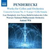 Works for Cellos & Orchestra