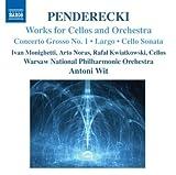echange, troc  - Penderecki : Oeuvres pour violoncelle et orchestre