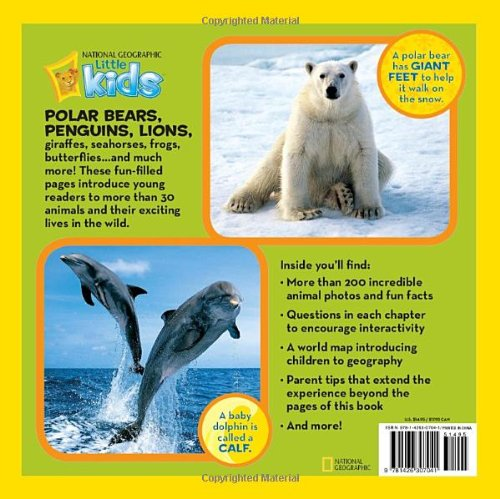 National Geographic Little Kids Books