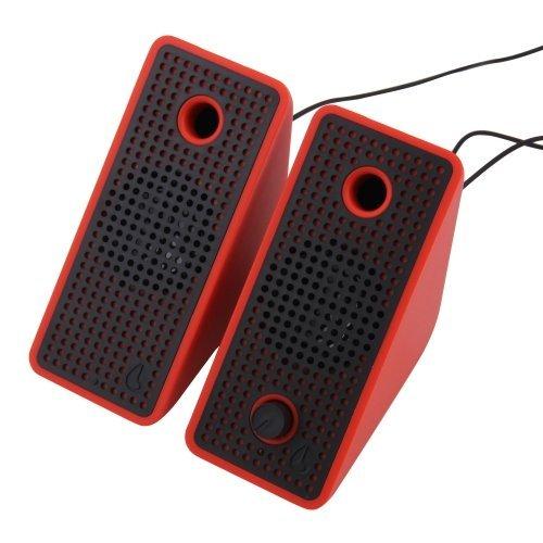 Nixon The Block Headphones - Red