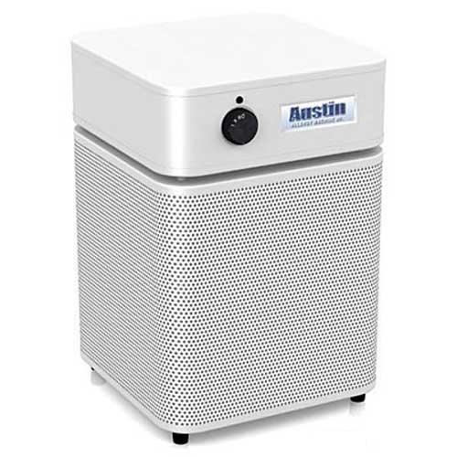 HM 200 HealthMate Junior Air Purifier Color: White - 1
