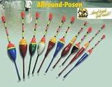 Behr Posen-Set 10-teilig mit Allround Laufposen