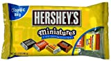 Hershey's: Miniatures Assortment Chocolate, 340g