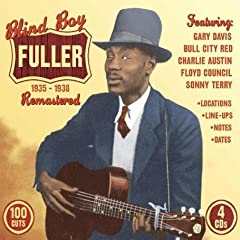 Featured recording Blind Boy Fuller 1935-1338 ...