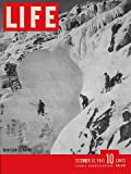 img - for Life Magazine issue dated December 31, 1945:Cover Story: Mountain Climbing; Fred Astaire's Last Dance; MOVIE: