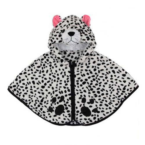 niceeshop(TM) New Tiger Animal Style Children's Cloak Winter Autumn Cape (0-3 Baby)