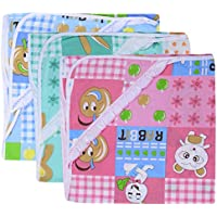 Dream Baby Blankets - Set Of 2 (Multi-color, 3-6)