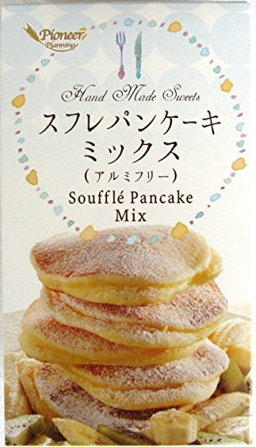 Pioneer planning souffle pancake mix (aluminum-free) 250g (Pioneer Pancake Mix compare prices)