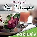 Das Teekomplott: Ein Ostfrieslandkrimi Hörbuch von Elke Bergsma Gesprochen von: Jürgen Holdorf