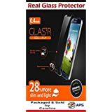 APS Real Tempered Curve 3D Glass Screen Guard Protector For SAMSUNG GALAXY S4 I9500