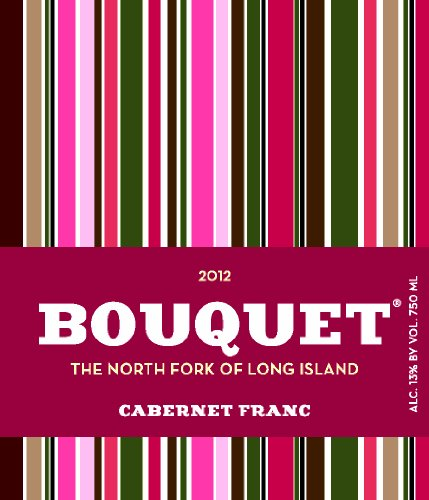 2012 Bouquet Cabernet Franc New York The North Fork Of Long Island 750 Ml