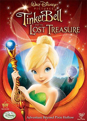 Скачать фильм Феи: Потерянное сокровище /Tinker Bell and the Lost Treasure/