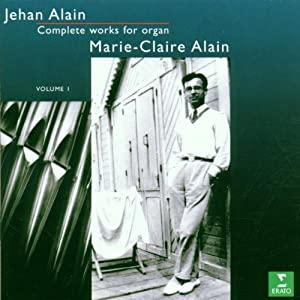 Complete Works For Organ Volume 1
