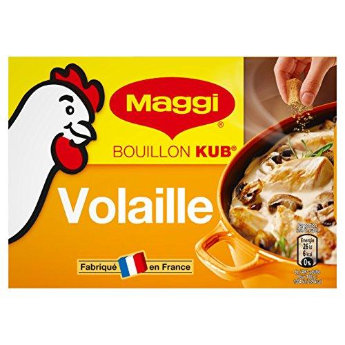 Maggi Assaisonnement Volaille pour Bouillon KUB 180 g
