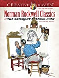 Creative Haven Norman Rockwell Classics from The Saturday Evening Post Coloring Book (Adult Coloring)
