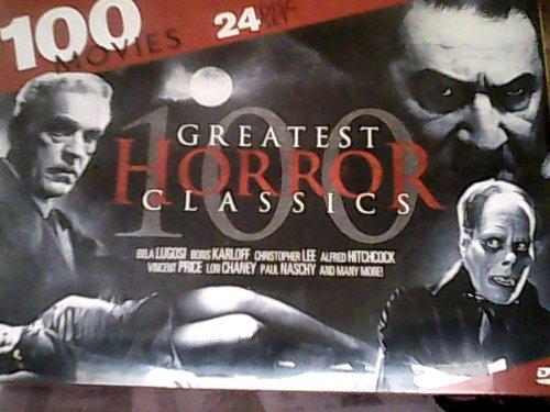 100 Greatest Horror Classics - Horror Classics + Legends of Horror