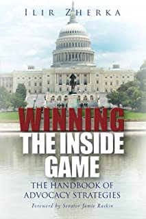 Book Cover: Winning the Inside Game: The Handbook of Advocacy Strategies