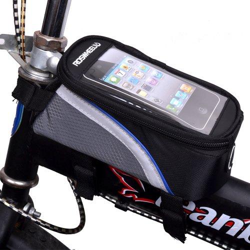 sacs a dos et accessoires sac housse sacoche v lo cyclisme pour t l phone portable de 5 5. Black Bedroom Furniture Sets. Home Design Ideas