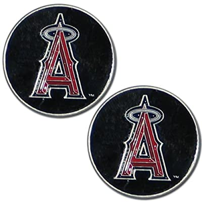 MLB Los Angeles Angels of Anaheim Hand Painted Magnet Set