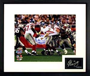 Eli Manning New York Giants 11x14 Super Bowl XLII Photograph (SGA Signature Series)... by Sports Gallery Authenticated