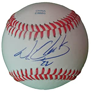 Will Clark Autographed Signed ROLB Baseball, San Francisco Giants, Baltimore Orioles,... by Southwestconnection-Memorabilia