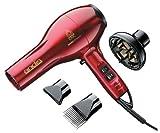 Andis 82075 Tourmaline/Ionic Hair Dryer