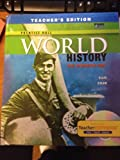 img - for World History the Modern Era Teachers Edition book / textbook / text book